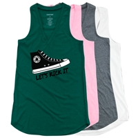 TALL PINES SNEAKER AT EASE TANK BY LUXEBASH