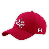 TIMBER TOPS UNDER ARMOUR CURVED BRIM STRETCH FITTED CAP