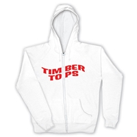 TIMBER TOPS ZIPPERED HOODY