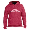 TIMBER TOPS VINTAGE HOODED SWEATSHIRT