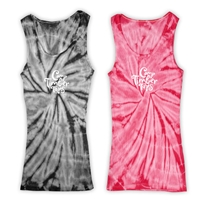 TIMBER TOPS TIE DYE TANK TOP