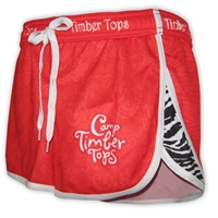 TIMBER TOPS SUBLIMATED GIRLS SHORTS