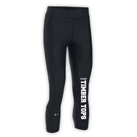 TIMBER TOPS LADIES UNDER ARMOUR HEAT GEAR ARMOUR CAPRI