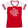 TIMBER TOPS POWDER PUFF T-SHIRT