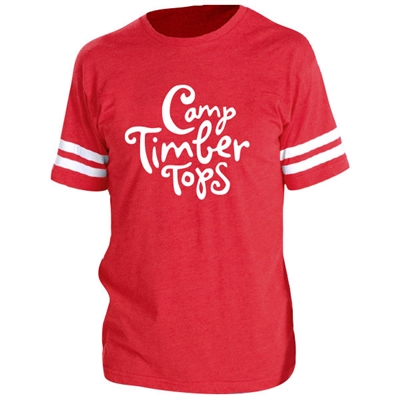 TIMBER TOPS GAME DAY TEE