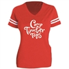 TIMBER TOPS LADIES GAME DAY TEE
