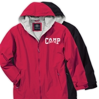 TIMBER TOPS FULL ZIP JACKET WITH HOOD