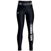 TIMBER TOPS GIRLS UNDER ARMOUR HEAT GEAR LEGGING