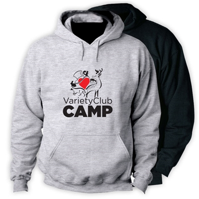 VARIETY CLUB OFFICIAL HOODED SWEATSHIRT