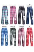 VARIETY CLUB FLANNEL PANTS