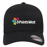 6 POINTS WEST CAP