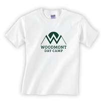 WOODMONT OFFICIAL TODDLER COTTON CAMP TEE