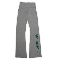 WOODMONT AMERICAN APPAREL COTTON SPANDEX JERSEY YOGA PANT