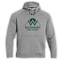 WOODMONT UNDER ARMOUR HOODY