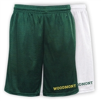 WOODMONT EXTREME MESH ACTION SHORTS