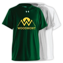 WOODMONT UNDER ARMOUR TEE