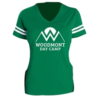 WOODMONT LADIES GAME DAY TEE