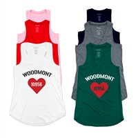 WOODMONT CUSTOM AT EASE TANK