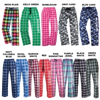 WOODMONT FLANNEL PANTS