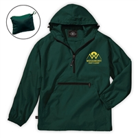 WOODMONT PACK-N-GO PULLOVER JACKET