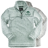 WOODMONT SHERPA 1/4 ZIP PULLOVER
