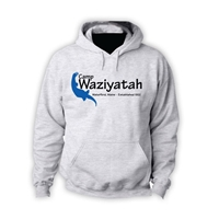 WAZIYATAH HOODED SWEATSHIRT