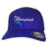 WAZIYATAH CAMP FLEX FIT CAP