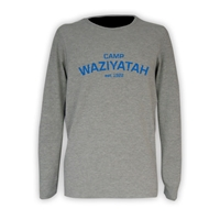 WAZIYATAH THERMAL LONG SLEEVE TEE