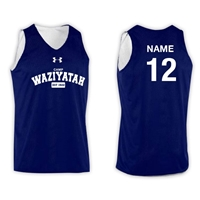 WAZIYATAH UNDER ARMOUR REV TANK