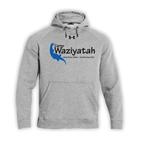 WAZIYATAH UNDER ARMOUR HOODY