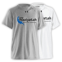 WAZIYATAH UNDER ARMOUR TEE