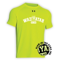 WAZIYATAH HYPER COLOR UNDER ARMOUR TEE