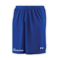 WAZIYATAH UNDER ARMOUR BASKETBALL SHORT