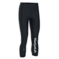 WAZIYATAH LADIES UNDER ARMOUR HEAT GEAR ARMOUR CAPRI