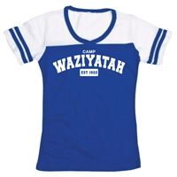 WAZIYATAH POWDER PUFF T-SHIRT