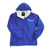 WAZIYATAH FULL ZIP JACKET WITH HOOD