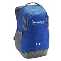 WAZIYATAH UNDER ARMOUR BACKPACK