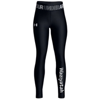 WAZIYATAH GIRLS UNDER ARMOUR HEAT GEAR LEGGING