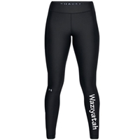 WAZIYATAH LADIES UNDER ARMOUR HEAT GEAR LEGGING