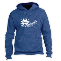 YACHAD VINTAGE HOODED SWEATSHIRT