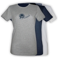 YACHAD GIRLS FITTED TEE
