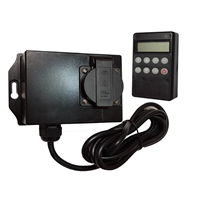 Variable Speed Pond Pump Control - 6 amps