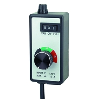 Variable Speed Pond Pump Control