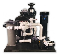 GC Tek AquaBead Plus Filtration System ABPS 2.5