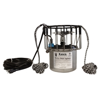 Kasco Marine 3400HD050 - 3/4HP / 240V Pond De-Icer w/ 50' Cord
