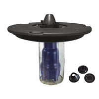 "Half Off Ponds - AQF15000-200 - Aqua Marine Floating Fountain with 36"" Float and 1/2 HP Pump with 200' Cord"