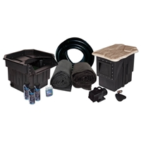 LP8 - 15' x 20' Large PondBuilder Elite 5200 EPDM Pond Kit