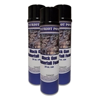 PGF24-3PK - Patriot Waterfall Gun Foam (3) 24 oz Cans