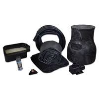 PMDS0 - Savio Pond Free 4000 Waterfall Kit with 15' x 25' EPDM Liner and 4,000 GPH Pump