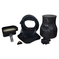 PVCPMDS0 - Savio Pond Free 4000 Waterfall Kit with 15' x 25' PVC Liner and 4,000 GPH Pump